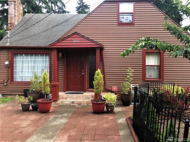 7453 S 116th Place, Seattle, WA 98178 (#1489411) :: Kimberly Gartland Group