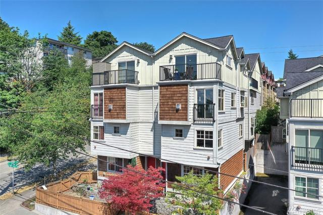 3676 Dayton Ave N, Seattle, WA 98103 (#1489441) :: Platinum Real Estate Partners
