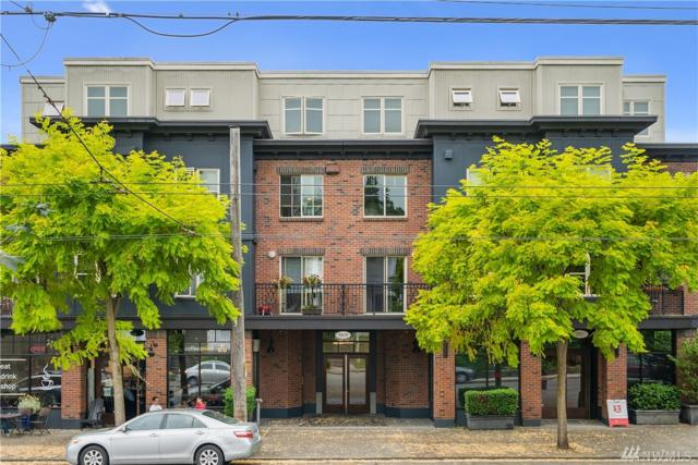 1909 10th Ave W #206, Seattle, WA 98119 (#1489502) :: Platinum Real Estate Partners