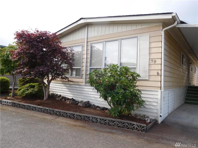 1415 84th St SE #59, Everett, WA 98208 (#1489505) :: Real Estate Solutions Group