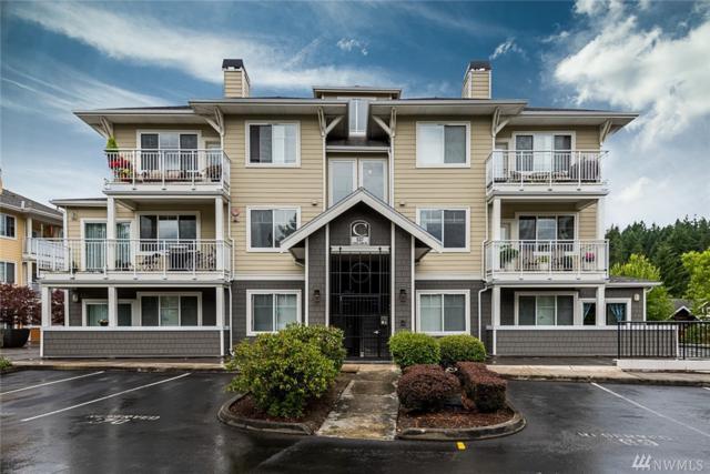 537 225th Lane NE C206, Sammamish, WA 98074 (#1489535) :: Platinum Real Estate Partners