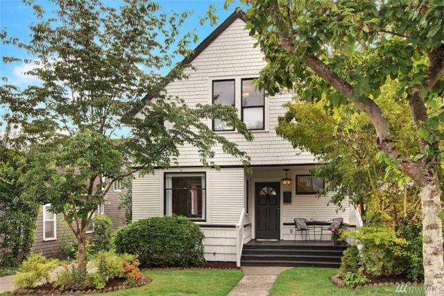 5123 26th Ave NE, Seattle, WA 98105 (#1489580) :: Platinum Real Estate Partners