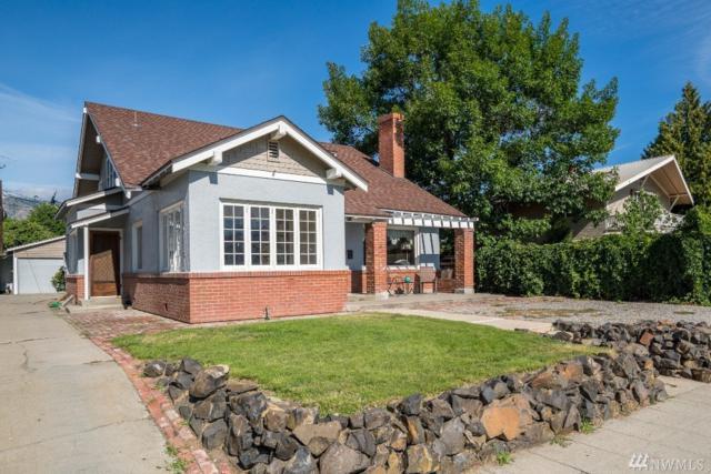 140 S Delaware St, Wenatchee, WA 98801 (#1489591) :: Crutcher Dennis - My Puget Sound Homes