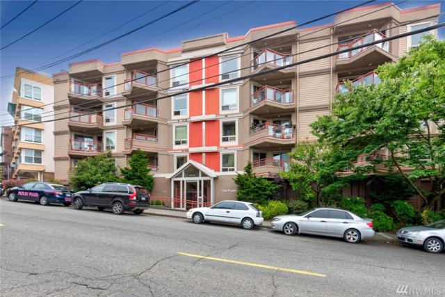 711 E Denny Wy #103, Seattle, WA 98122 (#1489660) :: Crutcher Dennis - My Puget Sound Homes