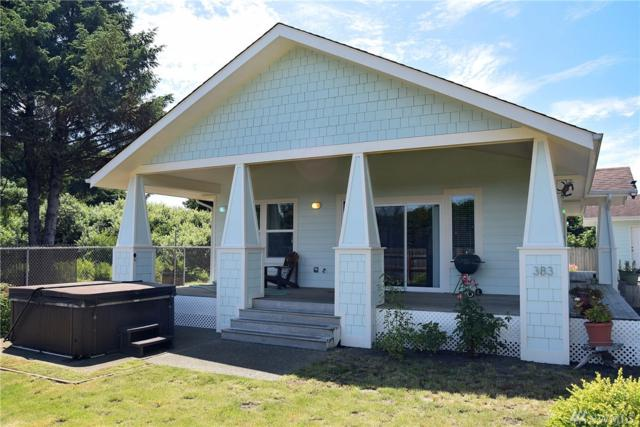383 Clover Creek Ave NW, Ocean Shores, WA 98569 (#1490007) :: Crutcher Dennis - My Puget Sound Homes