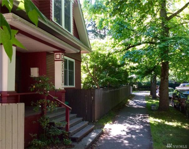 2009 E John St, Seattle, WA 98112 (#1490056) :: Crutcher Dennis - My Puget Sound Homes