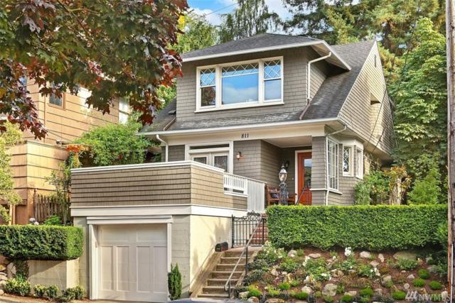 811 E Aloha St, Seattle, WA 98102 (#1490071) :: Crutcher Dennis - My Puget Sound Homes