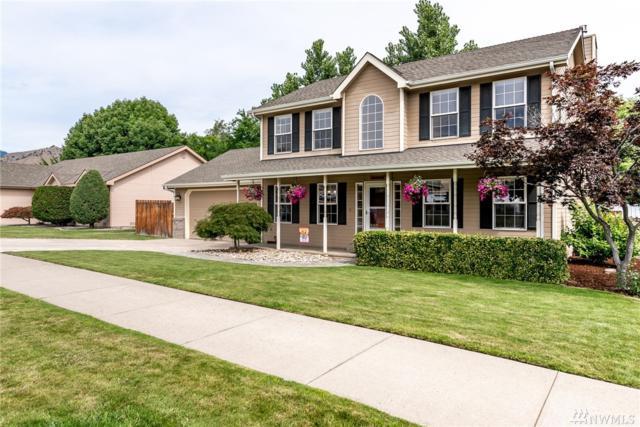 812 Willowbrook Dr, Wenatchee, WA 98801 (#1490219) :: Crutcher Dennis - My Puget Sound Homes