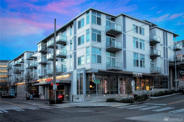 501 Roy R101, Seattle, WA 98109 (#1490253) :: Real Estate Solutions Group