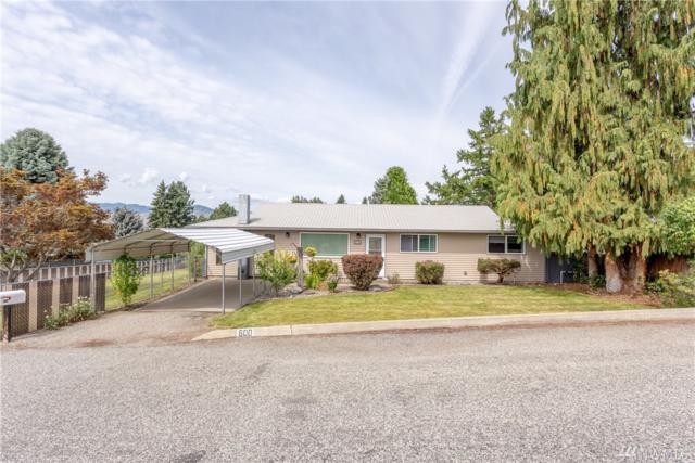 600 N Minor Ave, East Wenatchee, WA 98802 (#1490255) :: Crutcher Dennis - My Puget Sound Homes