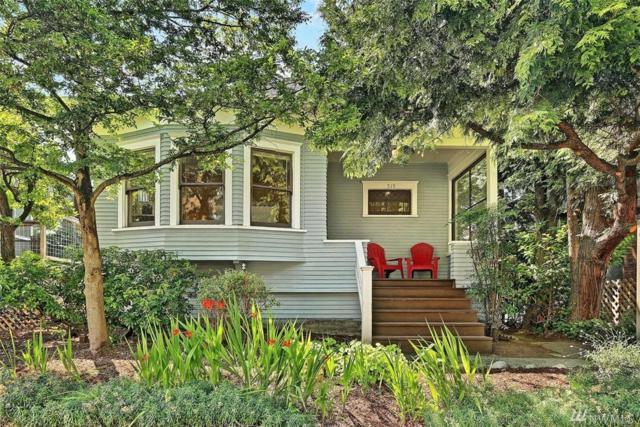 519 Bellevue Ave E, Seattle, WA 98102 (#1490446) :: Crutcher Dennis - My Puget Sound Homes