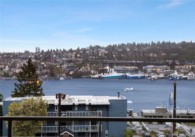1768 Aurora Ave N B203, Seattle, WA 98109 (#1490488) :: Real Estate Solutions Group