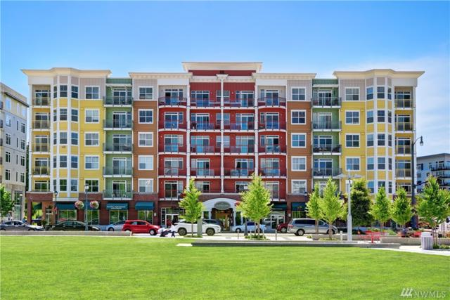 16141 Cleveland St #216, Redmond, WA 98052 (#1490702) :: Real Estate Solutions Group