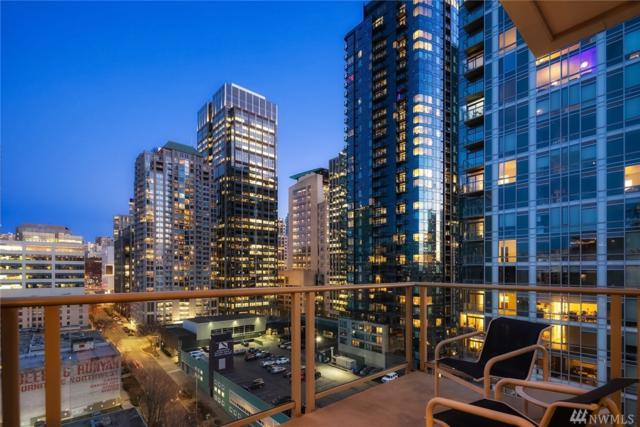 900 Lenora St W1200, Seattle, WA 98121 (#1490707) :: Real Estate Solutions Group