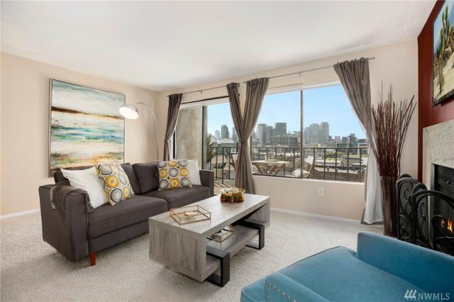 550 Aloha St #403, Seattle, WA 98109 (#1490841) :: Platinum Real Estate Partners
