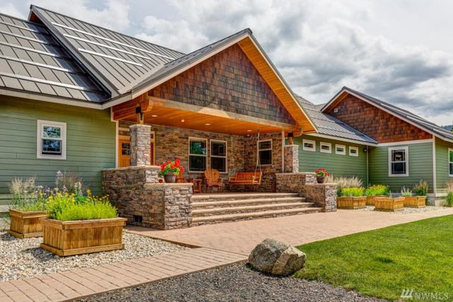 12398 Hill St, Leavenworth, WA 98826 (#1490875) :: Ben Kinney Real Estate Team
