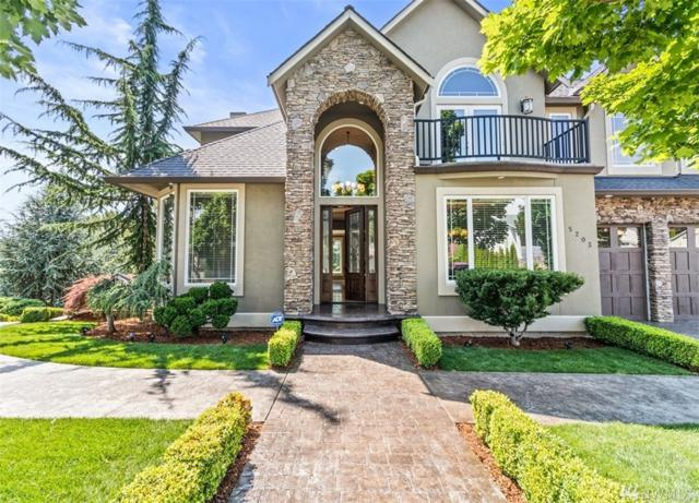 5203 Highland Dr SE, Auburn, WA 98092 (#1490930) :: Better Properties Lacey