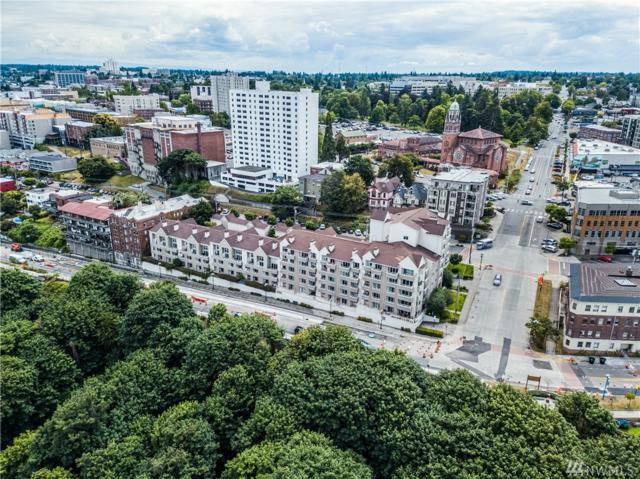 1 Broadway #312, Tacoma, WA 98402 (#1491149) :: Commencement Bay Brokers