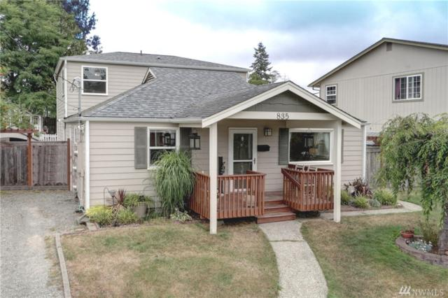 835 S Geiger, Tacoma, WA 98465 (#1491253) :: Better Properties Lacey