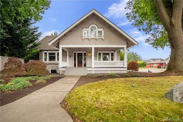 916 Columbia Ave, Fircrest, WA 98466 (#1491344) :: KW North Seattle