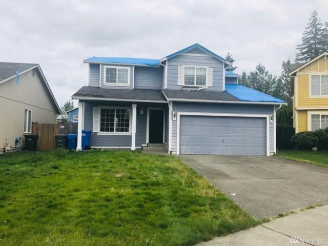 1317 200th St Ct E, Spanaway, WA 98387 (#1491388) :: Platinum Real Estate Partners