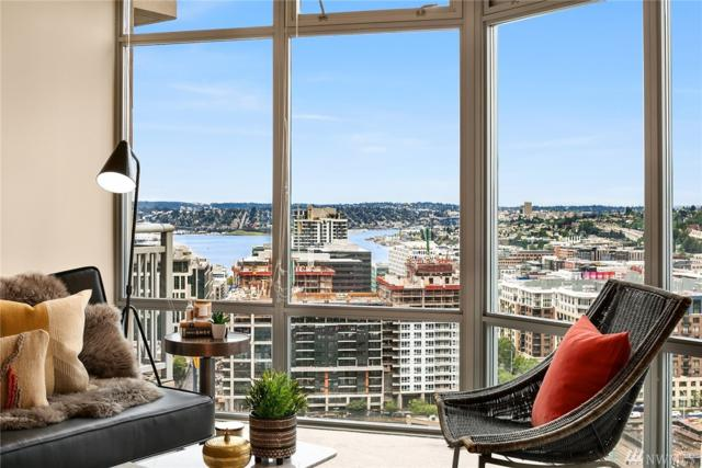 819 Virginia St #2903, Seattle, WA 98101 (#1491401) :: Real Estate Solutions Group