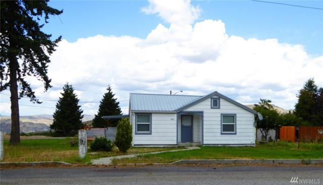 505 Roosevelt Dr, Grand Coulee, WA 99133 (#1491463) :: Platinum Real Estate Partners