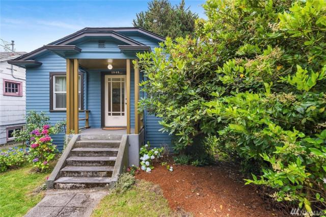 1009 NE 73rd St, Seattle, WA 98115 (#1491694) :: Real Estate Solutions Group