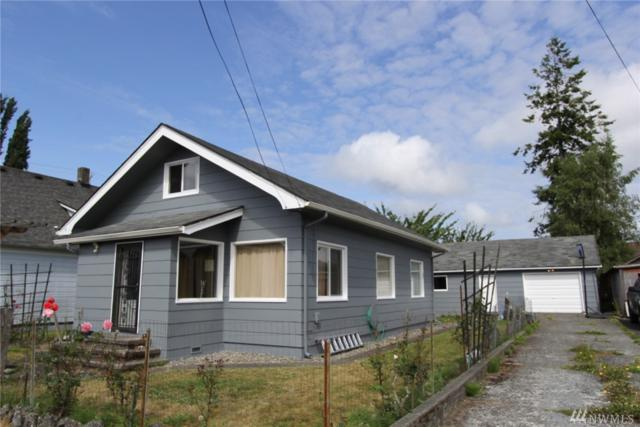 822 5th St, Hoquiam, WA 98550 (#1491699) :: Real Estate Solutions Group