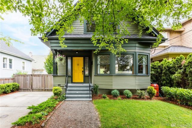 822 24th Ave, Seattle, WA 98122 (#1491746) :: Chris Cross Real Estate Group