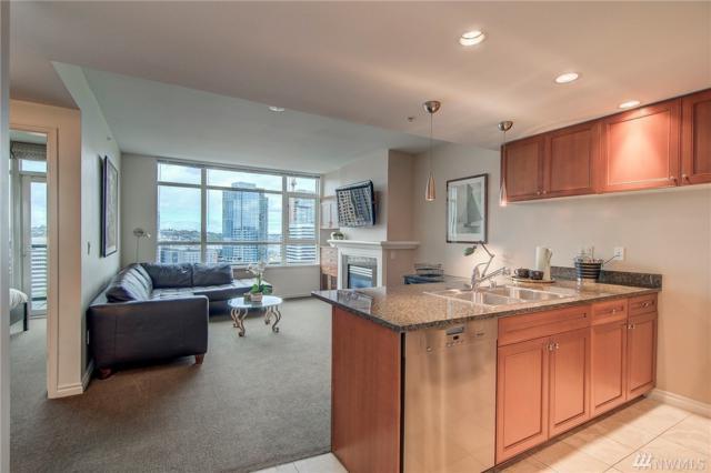 1420 Terry #1602, Seattle, WA 98101 (#1491894) :: Platinum Real Estate Partners