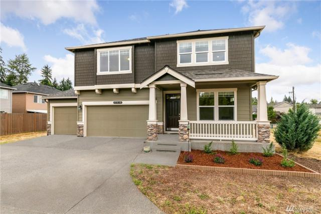 12815 116th Av Pl E #168, Puyallup, WA 98374 (#1491923) :: Keller Williams Realty Greater Seattle