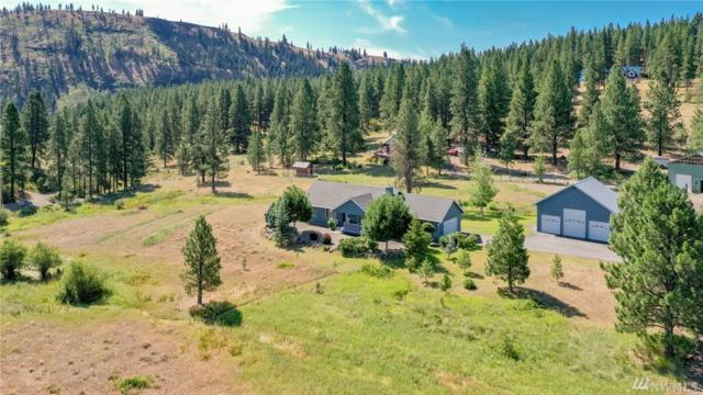 2422 Hidden Valley Rd, Cle Elum, WA 98922 (#1491932) :: Platinum Real Estate Partners
