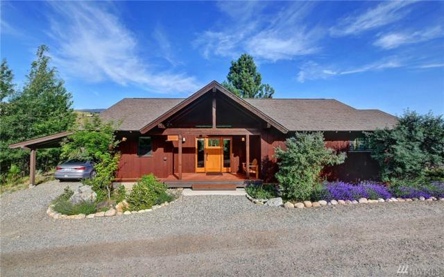 302 Bench Lane, Winthrop, WA 98862 (#1491934) :: Ben Kinney Real Estate Team