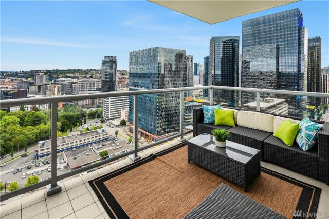 583 Battery St 2402N, Seattle, WA 98121 (#1491958) :: Real Estate Solutions Group