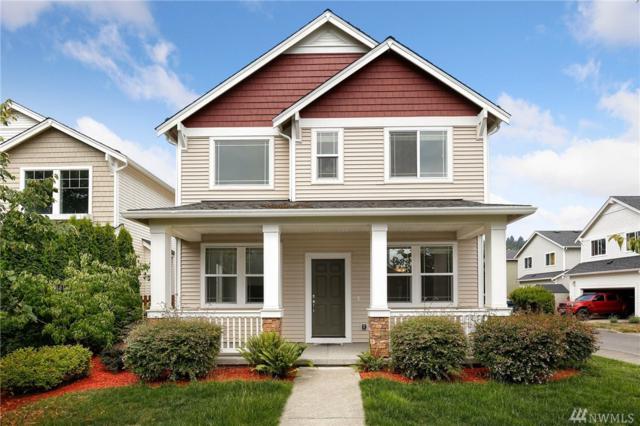 21516 48th Place S #186, Kent, WA 98032 (#1492008) :: Platinum Real Estate Partners