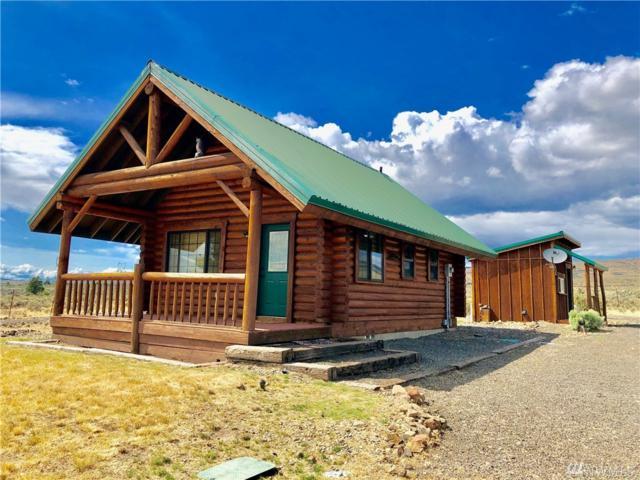 501 Secret Canyon Rd, Ellensburg, WA 98926 (#1492015) :: Platinum Real Estate Partners