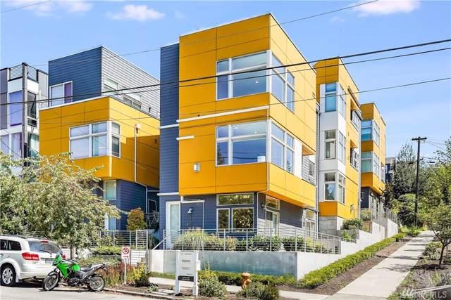 1100 14th Ave, Seattle, WA 98122 (#1492063) :: Record Real Estate