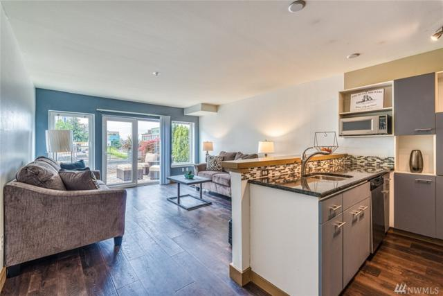 2500 Western Ave #414, Seattle, WA 98121 (#1492093) :: Canterwood Real Estate Team