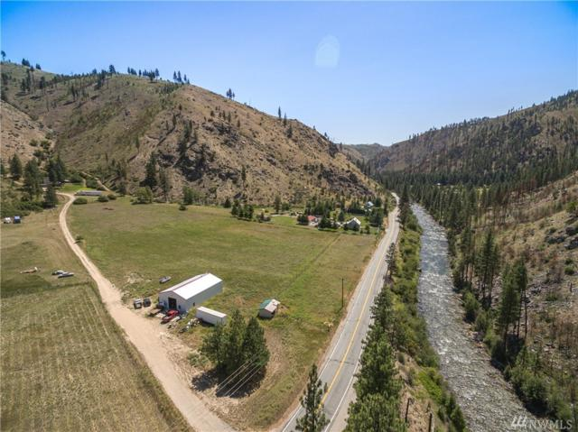 11320 Entiat River Rd, Entiat, WA 98822 (#1492161) :: Ben Kinney Real Estate Team