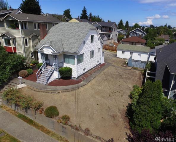 346 N 77th St, Seattle, WA 98103 (#1492184) :: Platinum Real Estate Partners