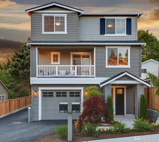 538-A NE 92nd St, Seattle, WA 98115 (#1492274) :: Real Estate Solutions Group