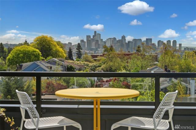 1601 N 45th St #402, Seattle, WA 98103 (#1492278) :: Pickett Street Properties