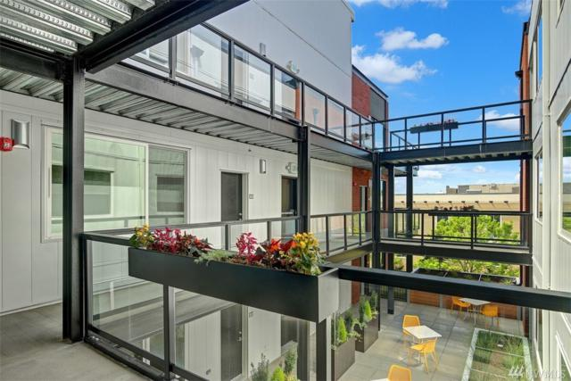 1601 N 45th St #308, Seattle, WA 98103 (#1492281) :: Pickett Street Properties