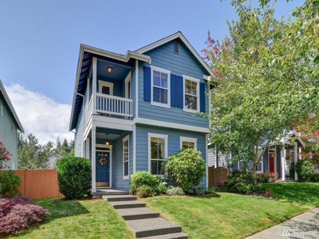 7823 Ingram Lane SE, Snoqualmie, WA 98065 (#1492338) :: McAuley Homes