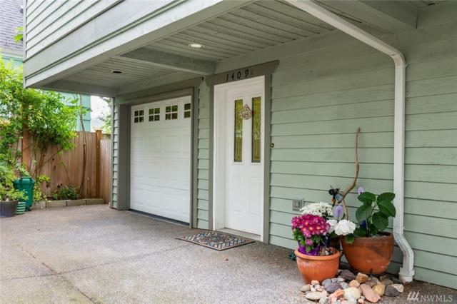1409 NW 60th St B, Seattle, WA 98107 (#1492657) :: Platinum Real Estate Partners