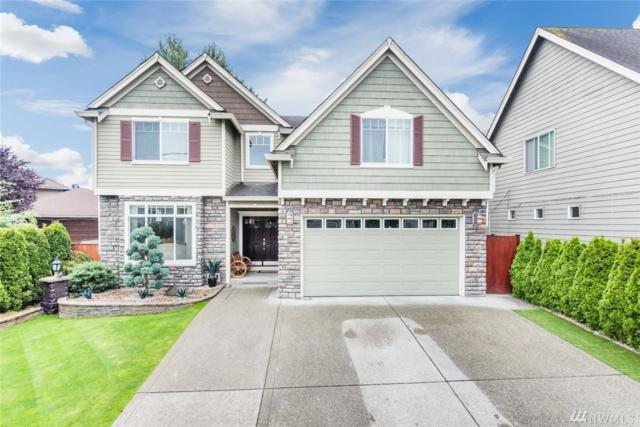 12241 SE 306th Ct, Auburn, WA 98092 (#1492692) :: Real Estate Solutions Group