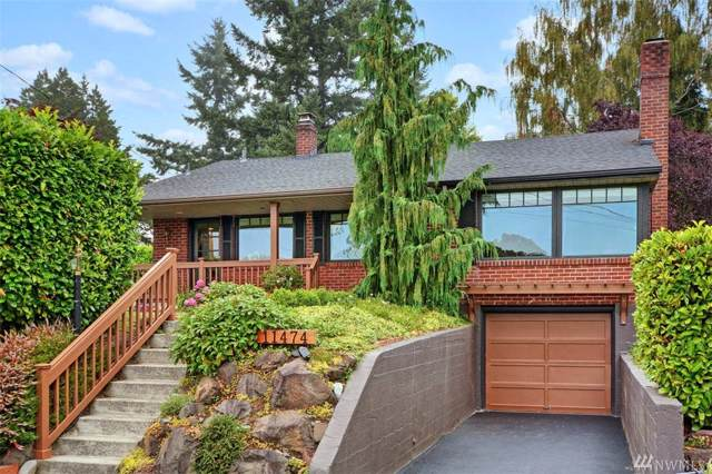11474 Marine View Dr SW, Seattle, WA 98146 (#1492737) :: The Kendra Todd Group at Keller Williams