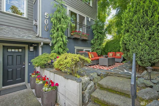 500 21st Ave, Seattle, WA 98122 (#1492751) :: Keller Williams - Shook Home Group