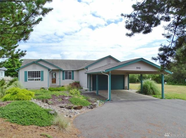 542 Pt Brown Ave SE, Ocean Shores, WA 98569 (#1492799) :: Center Point Realty LLC
